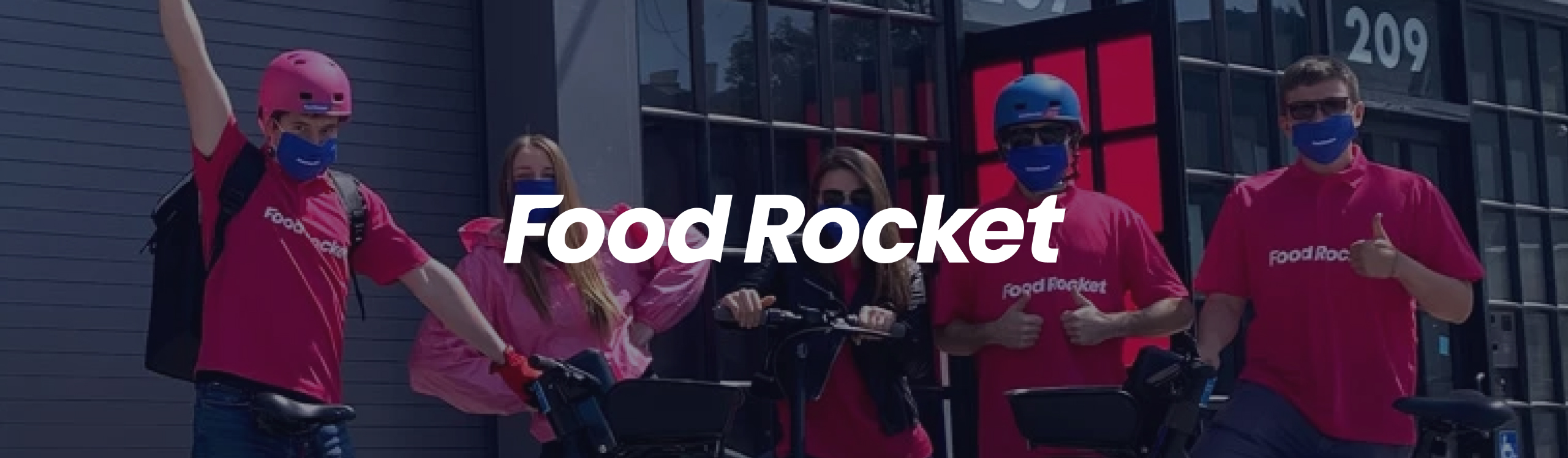 Diffco client FoodRocket raised $2M in funding
